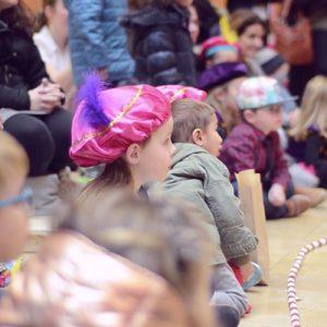 Sinterklaas bezoekt Corio Center Heerlen