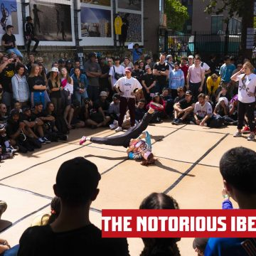 The Notorious IBE Aftermovie