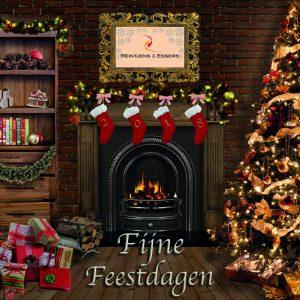 Kerstkaart Reintjens en Essers